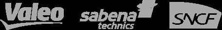 Valeo - Sabena technics - SNCF